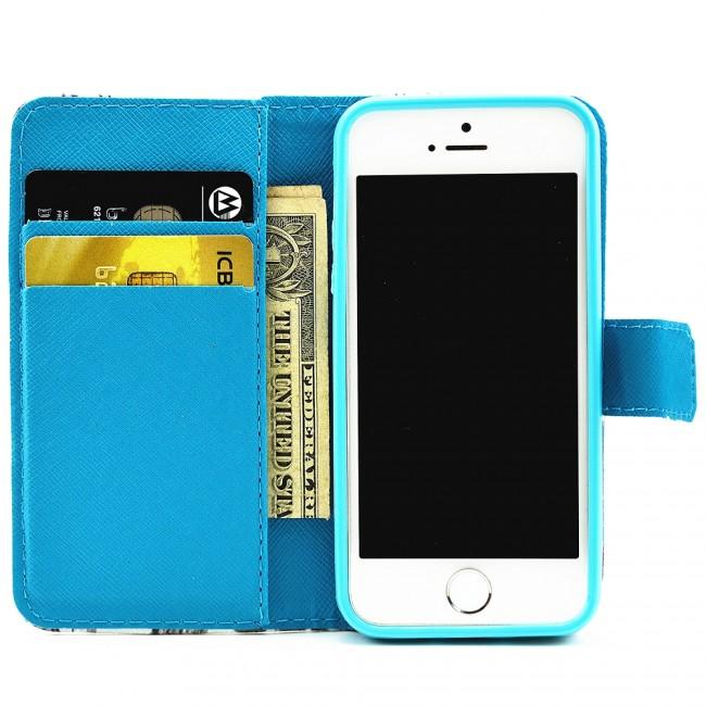 5a43bca15 Peňaženkové puzdro Fuck Yeah na iPhone 5/5s - Bakamo.sk - Kryty ...