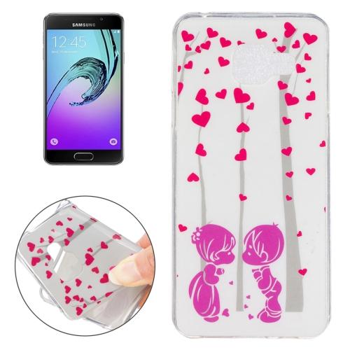 Gumený kryt Couple in love na Samsung Galaxy A3(2016) - Bakamo.sk ... f814a021c53