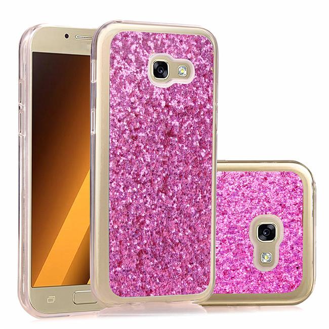 Gumený kryt Diamomd na Samsung Galaxy A3(2017) - rúžová - Bakamo.sk ... 0c5f7674c82