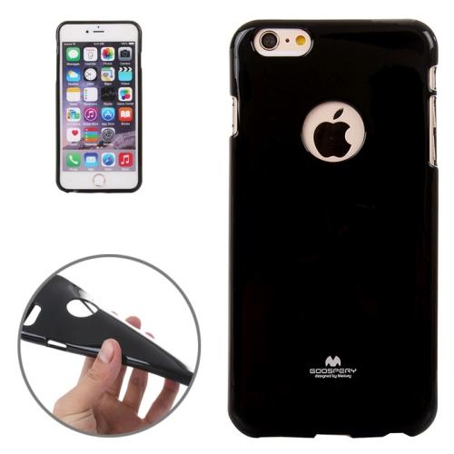 Gumený kryt Goospery na iPhone 6 - čierna - Bakamo.sk - Kryty ed7c9643622