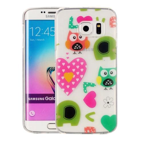 Gumený kryt Love Owls na Samsung Galaxy S6 edge - Bakamo.sk - Kryty ... 8321c497072