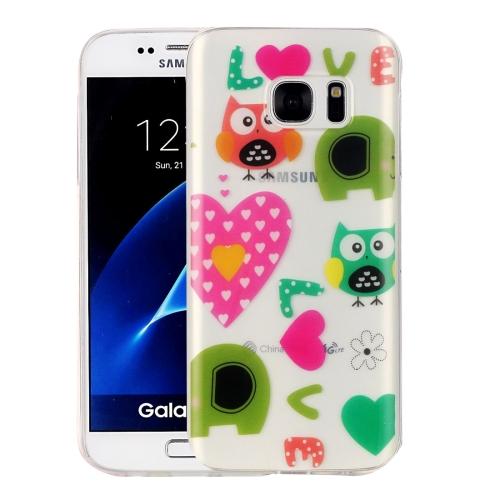 Gumený kryt Love Owls na Samsung Galaxy S7 - Bakamo.sk - Kryty 3c154e0bbdc