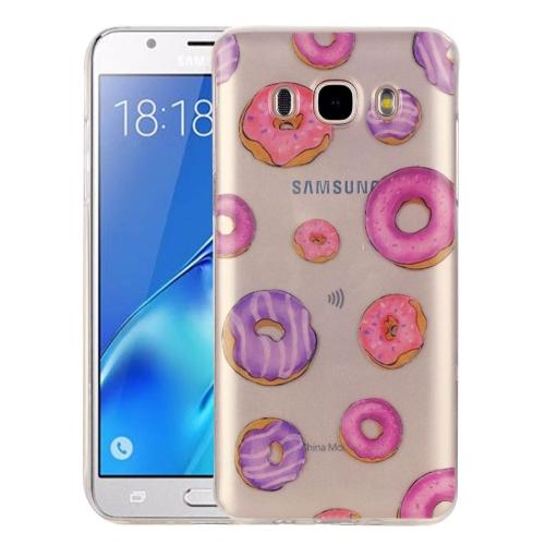 Gumený kryt Novel Cute Doughnut na Samsung Galaxy J5(2016) - Bakamo ... f6fd276ae28