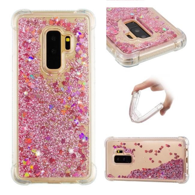 Gumený kryt Pink na Samsung Galaxy S9+ - Bakamo.sk - Kryty ef017a355e6