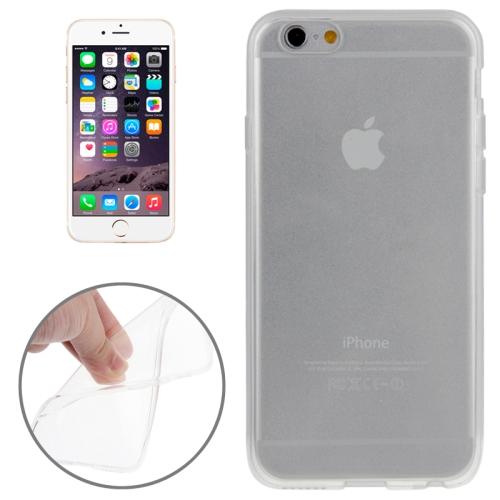 Gumený kryt Smooth na iPhone 6 - priesvitná - Bakamo.sk - Kryty ... 9823e6ab29a