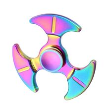 Kovový Fidget Spinner Farebný Sekera