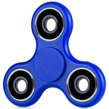 Plastový Fidget Spinner Classic - modrá