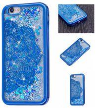 Gumený kryt Blue na iPhone 55 SE - červená 20d50cb542a
