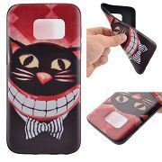 Gumený kryt Happy Cat na Samsung Galaxy S7 60d99adbcf4