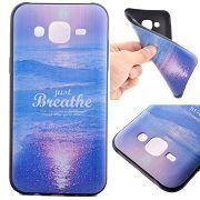 Gumený kryt Just Breathe na Samsung galaxy J5 e2e8a47c1f3