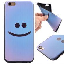 Gumený kryt Smile Face na iPhone 5S SE 39bc3ff1448