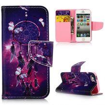 Peňaženkové puzdro Windbell na iPhone 5 5s 65a45766b7b