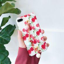 Plastový kryt Cherry na iPhone 7 plus  8plus ... 9de62e7d6e9
