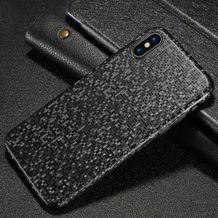 Plastový kryt FLOVEME na iPhone X  Xs- čierna ... 4ddcb8ac64b