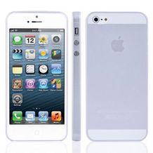 Silikonový kryt na iPhone 4 4s - biela 6c747d9b14e