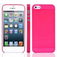 Silikonový kryt na iPhone 4 4s - červená 421a7180c45