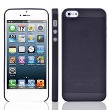Silikonový kryt na iPhone 4 4s - čierna a35c29ee09d