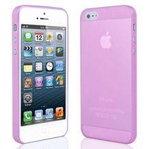 Silikonový kryt na iPhone 4 4s - fialová 6aede152a65