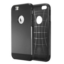 TOUGH ARMOR KRYT NA iPhone 6 - čierna e7f4ff63f10