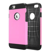 TOUGH ARMOR KRYT NA iPhone 6 - rúžová 8ebc61a4109
