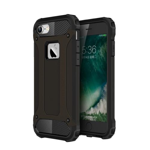 Tough armor kryt na iPhone 7   iPhone 8 - čierna ce9595afe19