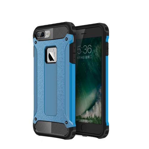 Tough armor kryt na iPhone 7 Plus   iPhone 8 Plus - modrá 1022f469a73
